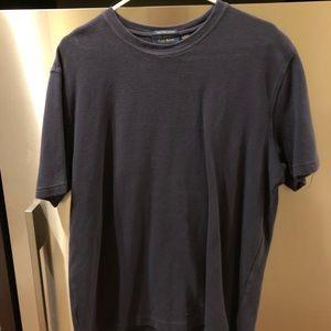 Club Room Mens Navy Essential T Shirt
